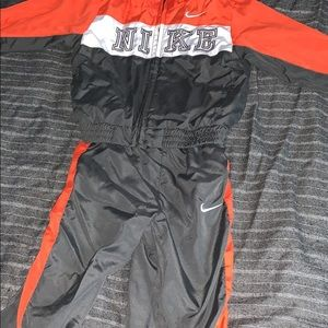 18 month Nike track suit